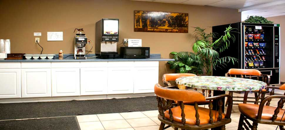 Free Continental BreakfastLodging Hotels Motels in Jacksonville Florida